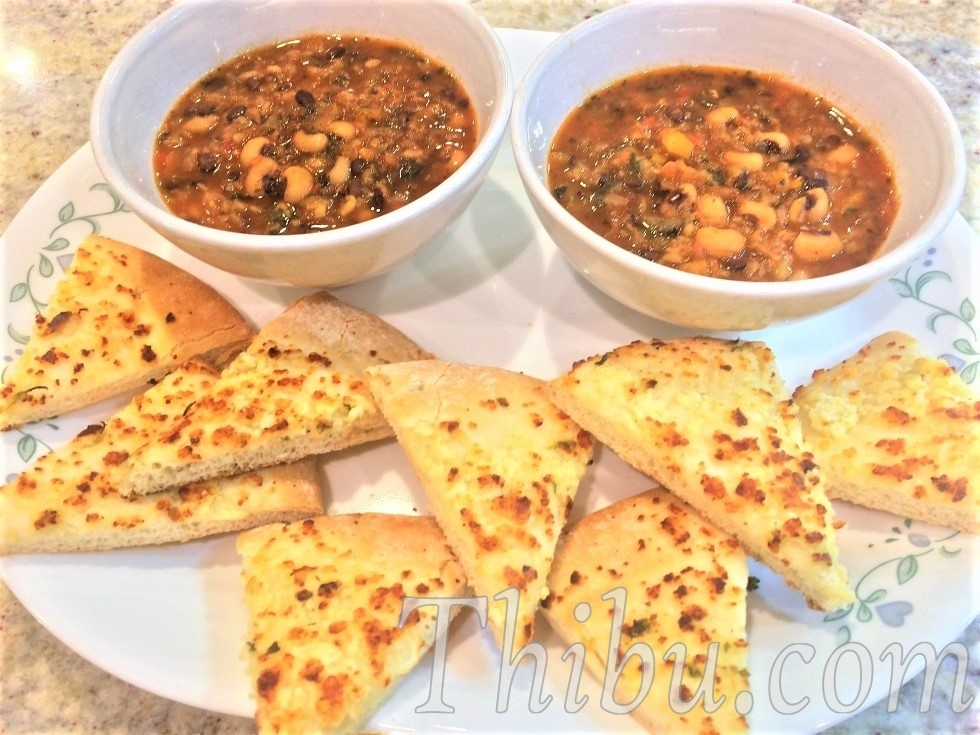 Mixed Lentils and Beans Stew