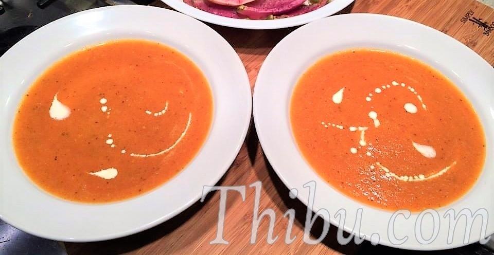 TOMATO SOUP – 2